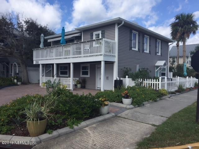 200 Walnut St, Neptune Beach, FL 32266 (MLS #962376) :: EXIT Real Estate Gallery