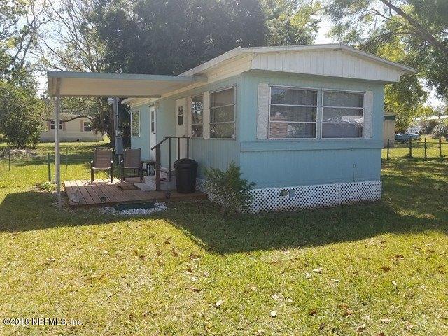 213 Trout Trl, Crescent City, FL 32112 (MLS #962404) :: The Hanley Home Team