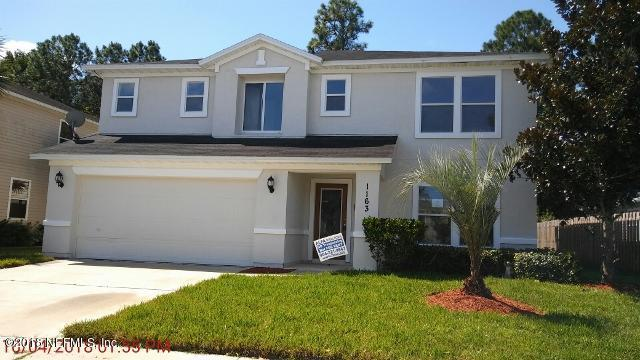 1163 Sunray Ct, Jacksonville, FL 32218 (MLS #962436) :: EXIT Real Estate Gallery