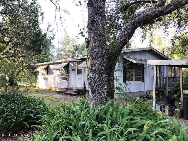 1470 County Road 308, Crescent City, FL 32112 (MLS #962787) :: The Hanley Home Team