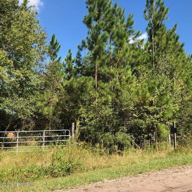 00 Bluffcreek Rd, Glen St. Mary, FL 32040 (MLS #962854) :: CenterBeam Real Estate