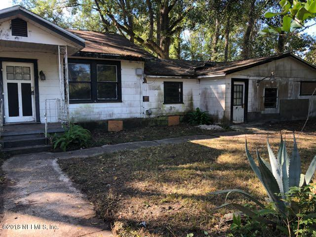 7010 W 12TH St, Jacksonville, FL 32220 (MLS #963135) :: Memory Hopkins Real Estate
