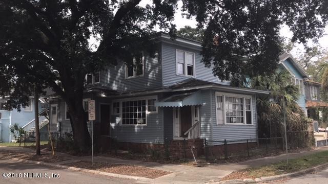 2036 Moncrief Rd, Jacksonville, FL 32209 (MLS #963448) :: The Hanley Home Team
