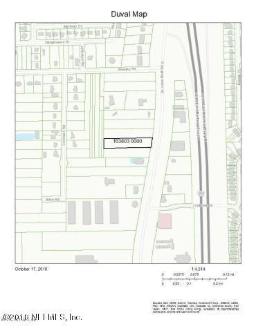 0 S St Johns Bluff Rd, Jacksonville, FL 32246 (MLS #963479) :: EXIT Real Estate Gallery