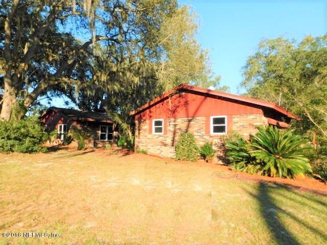 85642 Miner Rd, Yulee, FL 32097 (MLS #964739) :: Berkshire Hathaway HomeServices Chaplin Williams Realty
