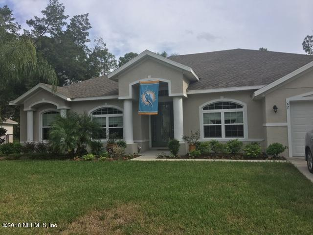 62 Burning Bush Dr, Palm Coast, FL 32137 (MLS #964901) :: Pepine Realty