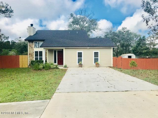 1664 Woodpecker Ln, Middleburg, FL 32068 (MLS #966384) :: Memory Hopkins Real Estate