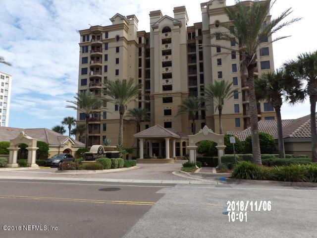 1331 1ST St N #705, Jacksonville Beach, FL 32250 (MLS #966436) :: Summit Realty Partners, LLC
