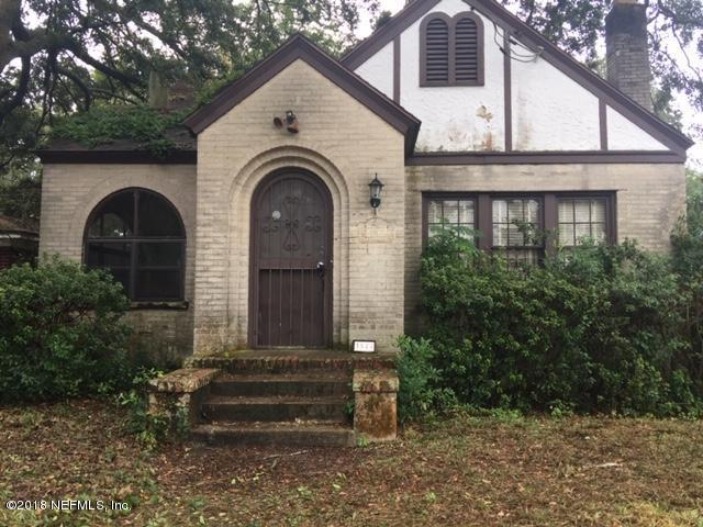 3944 Park St, Jacksonville, FL 32205 (MLS #966542) :: EXIT Real Estate Gallery