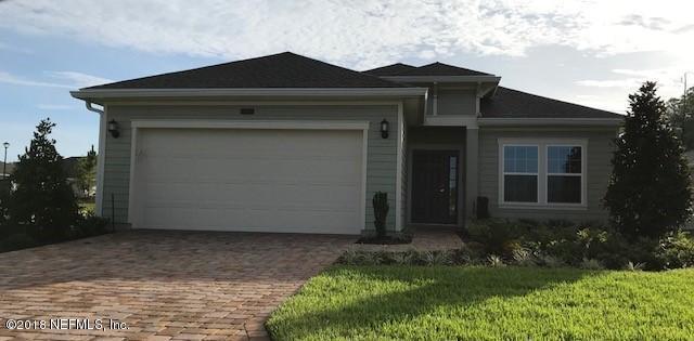 4176 Arbor Mill Cir, Orange Park, FL 32065 (MLS #966997) :: CenterBeam Real Estate