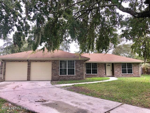 2367 Timber Ln, Orange Park, FL 32065 (MLS #967120) :: CenterBeam Real Estate
