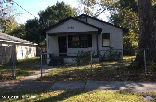 949 St Clair St, Jacksonville, FL 32254 (MLS #967783) :: Florida Homes Realty & Mortgage