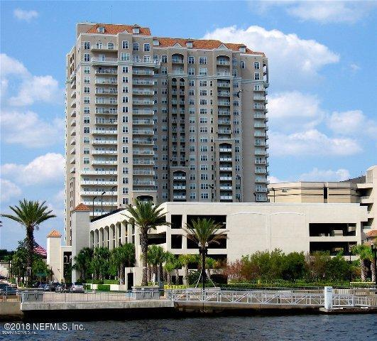 400 Bay St #1607, Jacksonville, FL 32202 (MLS #968363) :: Young & Volen | Ponte Vedra Club Realty