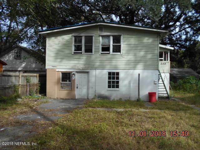 233 Spring St, Jacksonville, FL 32254 (MLS #969285) :: The Hanley Home Team