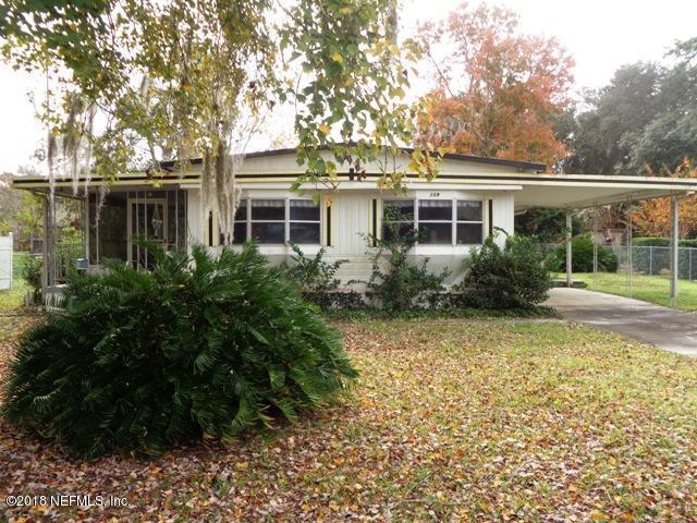 109 Sawyer St, Interlachen, FL 32148 (MLS #970378) :: Young & Volen   Ponte Vedra Club Realty