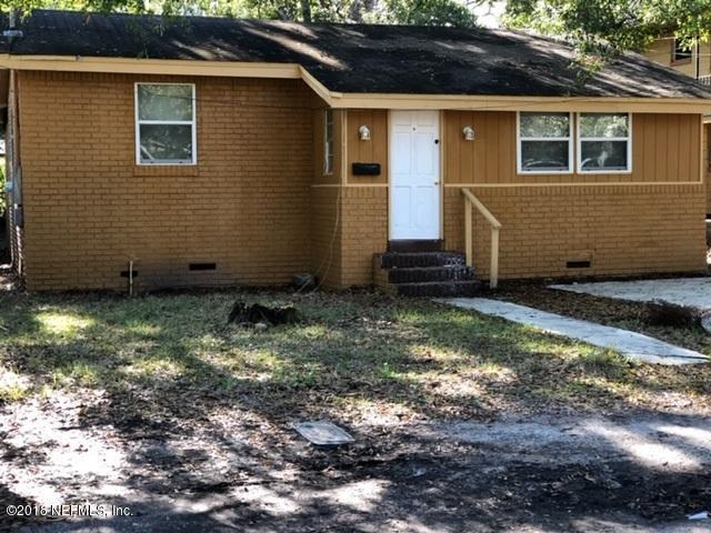 1504 W 27TH, Jacksonville, FL 32209 (MLS #970618) :: CenterBeam Real Estate