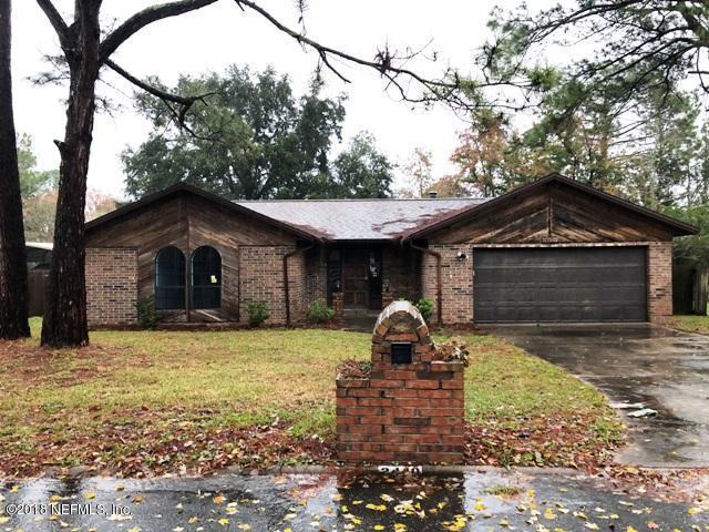 2440 Ridgecrest Ave, Orange Park, FL 32065 (MLS #970976) :: The Hanley Home Team