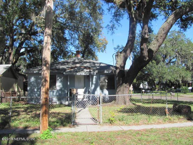 81 E 61ST St, Jacksonville, FL 32208 (MLS #971128) :: Ponte Vedra Club Realty | Kathleen Floryan