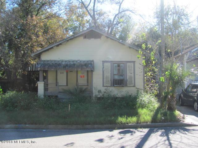 2912 Lenox Ave, Jacksonville, FL 32254 (MLS #971153) :: Ancient City Real Estate