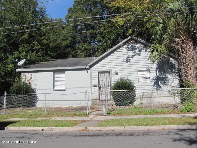 1777 W 5TH St, Jacksonville, FL 32209 (MLS #971155) :: The Hanley Home Team