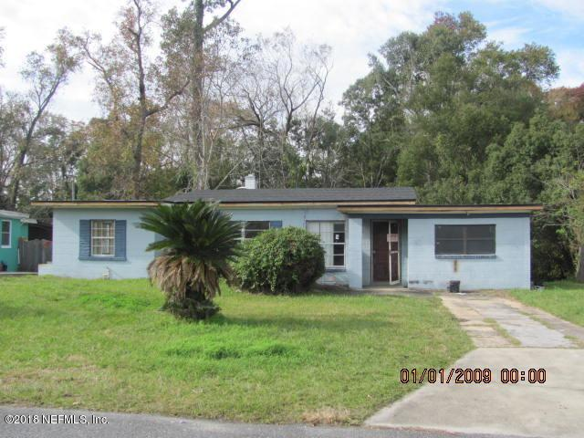 7832 Stephenson Dr, Jacksonville, FL 32208 (MLS #971438) :: The Hanley Home Team