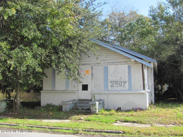 2507 Stuart St, Jacksonville, FL 32209 (MLS #971979) :: Ponte Vedra Club Realty | Kathleen Floryan