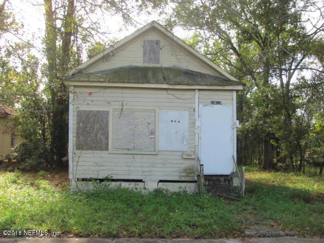 1816 W 20TH St, Jacksonville, FL 32209 (MLS #972041) :: CrossView Realty