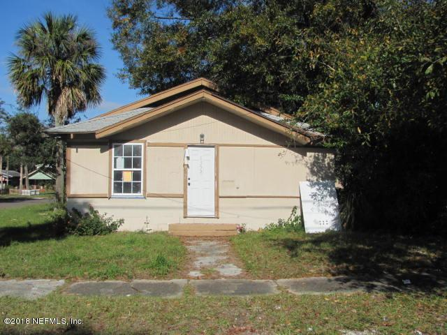 1355 W 6TH St, Jacksonville, FL 32209 (MLS #972048) :: The Hanley Home Team