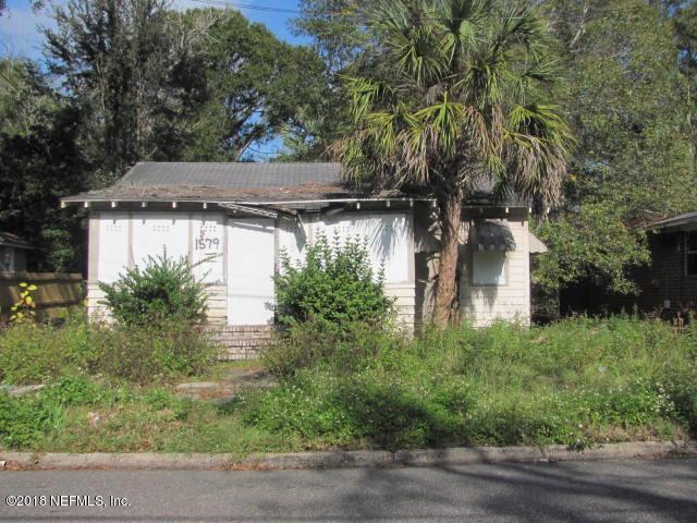1579 W 15TH St, Jacksonville, FL 32209 (MLS #972078) :: CrossView Realty