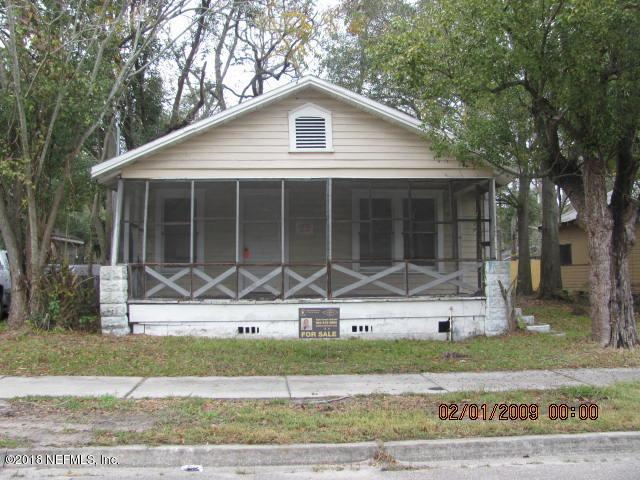 2919 Fitzgerald St, Jacksonville, FL 32254 (MLS #972123) :: Home Sweet Home Realty of Northeast Florida