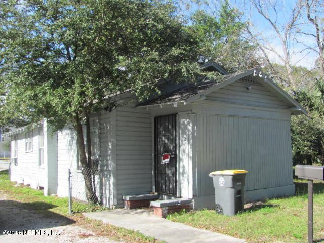 1702 Fairfax St, Jacksonville, FL 32209 (MLS #972136) :: Florida Homes Realty & Mortgage