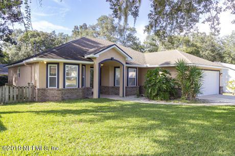 568 Segovia Rd, St Augustine, FL 32086 (MLS #972562) :: Ancient City Real Estate