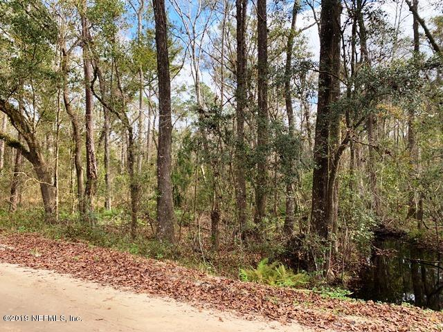 0 County Rd 209S, GREEN COVE SPRINGS, FL 32043 (MLS #972581) :: Berkshire Hathaway HomeServices Chaplin Williams Realty