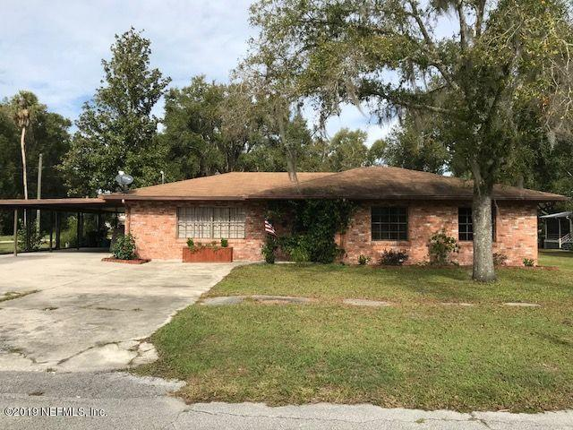 212 Palmetto Ave, Crescent City, FL 32112 (MLS #972880) :: Florida Homes Realty & Mortgage