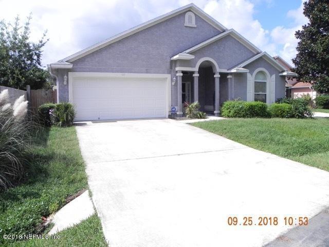 185 Marsh Island Cir, St Augustine, FL 32095 (MLS #973934) :: The Hanley Home Team