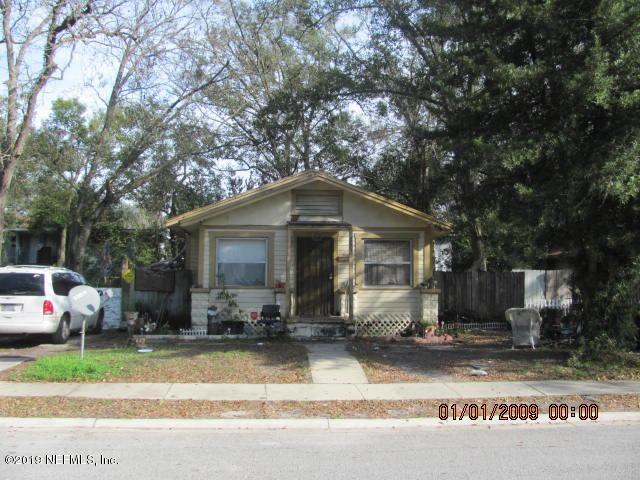 2005 Danson St, Jacksonville, FL 32209 (MLS #974140) :: Florida Homes Realty & Mortgage