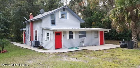 508 Edgewood Ave, Crescent City, FL 32112 (MLS #974243) :: The Hanley Home Team