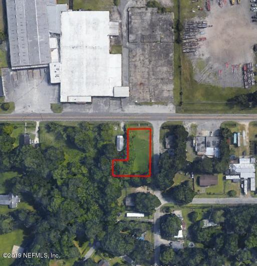 0 Wabash Blvd, Jacksonville, FL 32254 (MLS #974521) :: Ancient City Real Estate