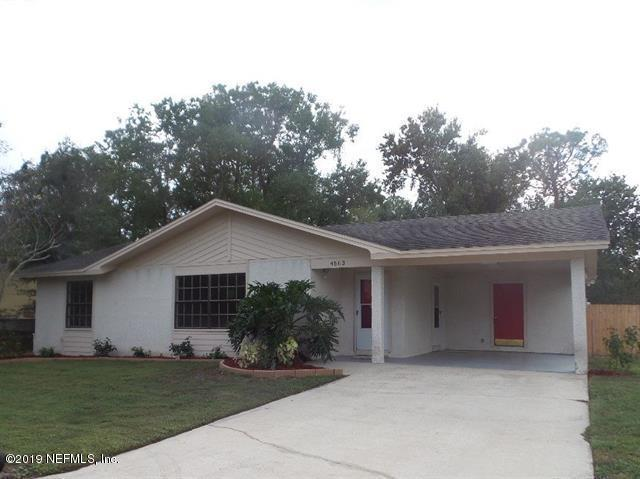 4563 Fourth Ave, St Augustine, FL 32095 (MLS #974733) :: The Hanley Home Team