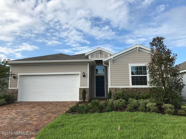 279 Rivercliff Trl, St Augustine, FL 32092 (MLS #974772) :: The Hanley Home Team