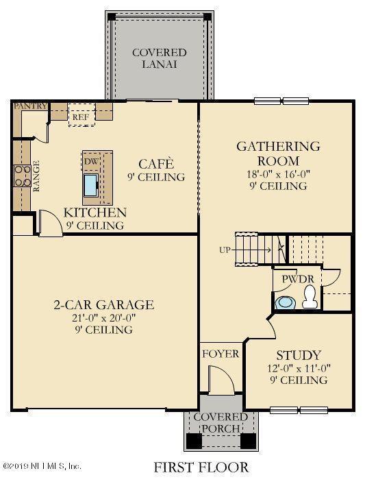 4145 Arbor Mill Cir, Orange Park, FL 32065 (MLS #975144) :: EXIT Real Estate Gallery