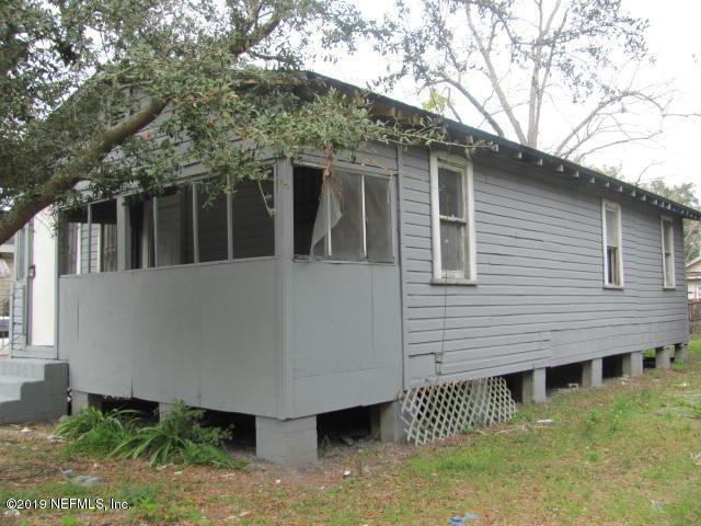 1573 W 34TH St, Jacksonville, FL 32209 (MLS #975489) :: Pepine Realty