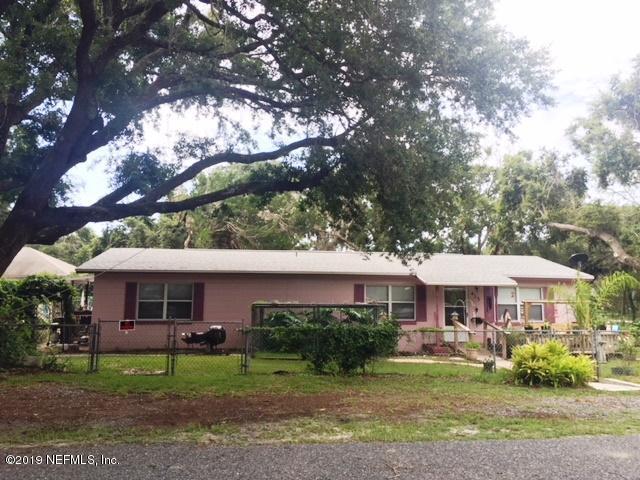 413 2ND St, St Augustine, FL 32084 (MLS #978047) :: The Hanley Home Team