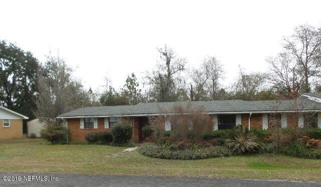 71 Dugger St, Macclenny, FL 32063 (MLS #978430) :: The Hanley Home Team