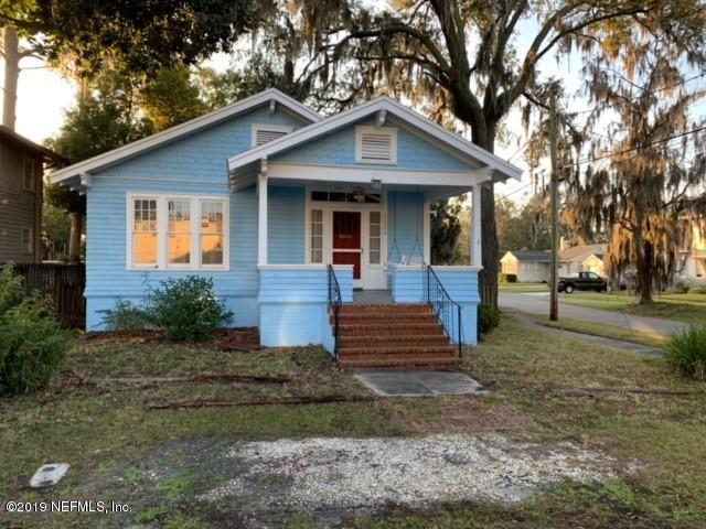 3224 Herschel St, Jacksonville, FL 32205 (MLS #978865) :: The Edge Group at Keller Williams