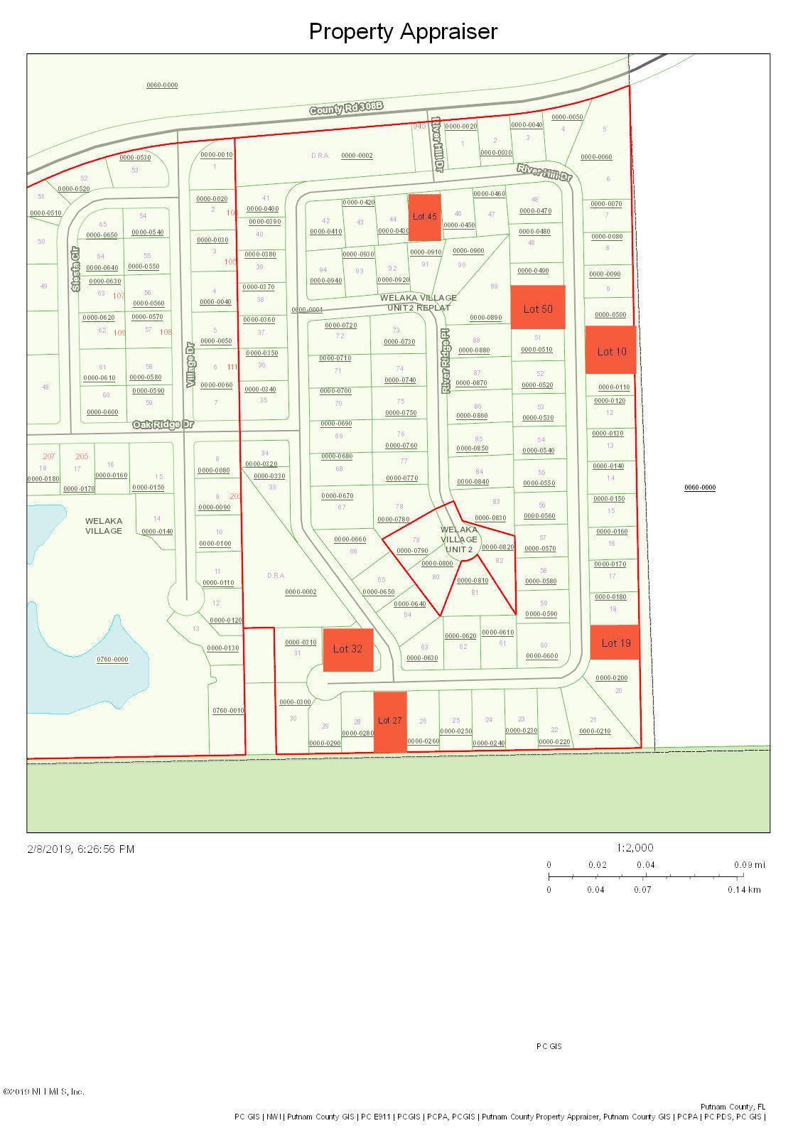 200 River Hill Dr Welaka Fl 32193 Mls 979405 Berkshire