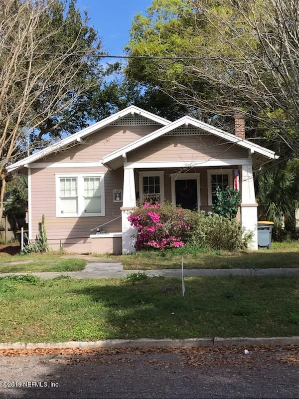 2237 Ernest St, Jacksonville, FL 32204 (MLS #981009) :: Berkshire Hathaway HomeServices Chaplin Williams Realty