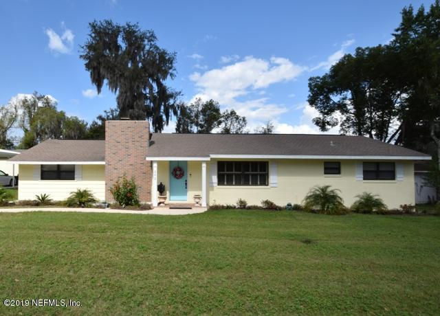 202 Lakeview Ave, Crescent City, FL 32112 (MLS #981075) :: Florida Homes Realty & Mortgage