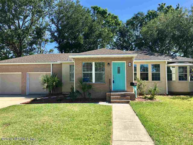 46 Dolphin Dr, St Augustine, FL 32080 (MLS #981309) :: EXIT Real Estate Gallery