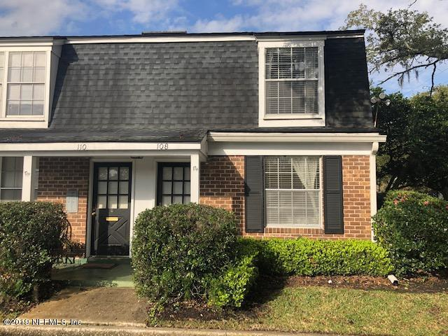 4358 Timuquana Rd #108, Jacksonville, FL 32210 (MLS #981404) :: Florida Homes Realty & Mortgage